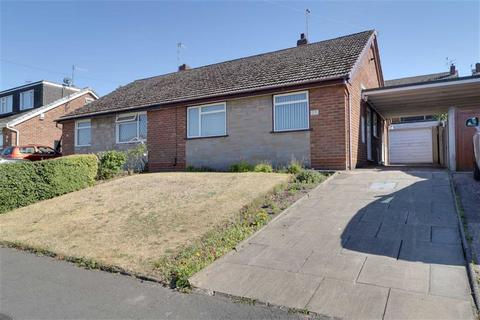 2 bedroom semi-detached bungalow for sale - Glenroyd Avenue, Eaton Park, Stoke-on-Trent