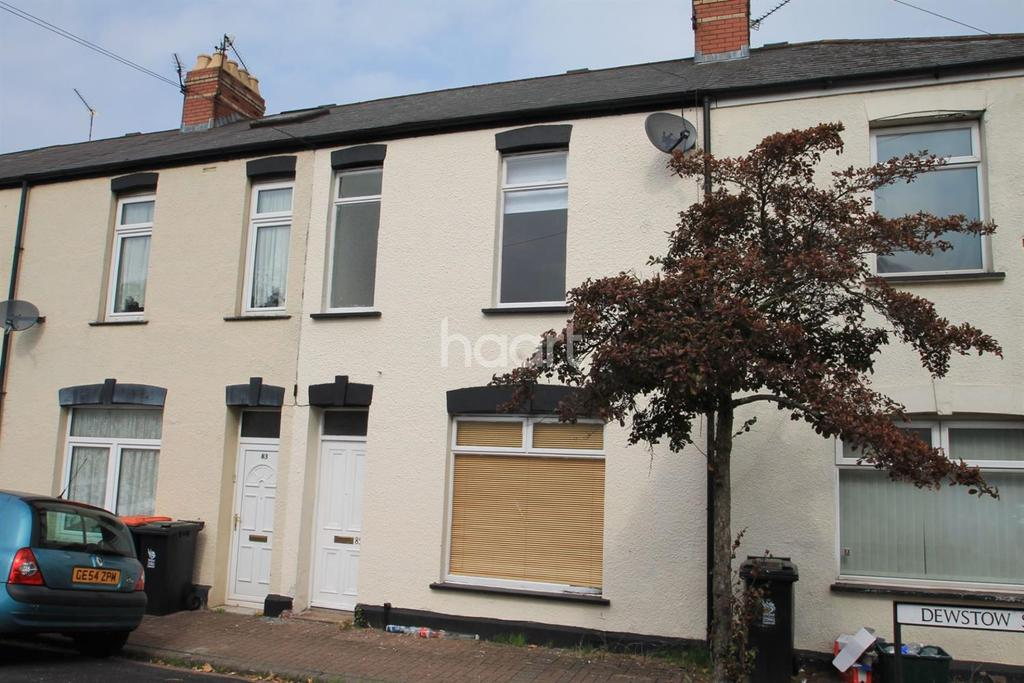 2 Bedrooms Terraced House for sale in Dewstow Street, Newport