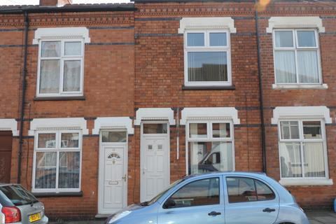 2 bedroom terraced house to rent -  Kingston Road,  Leicester, LE2