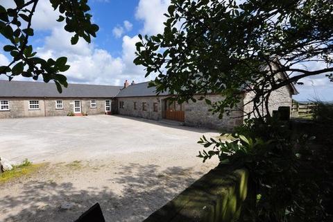 3 bedroom barn to rent - Treculliacks, Constantine TR11