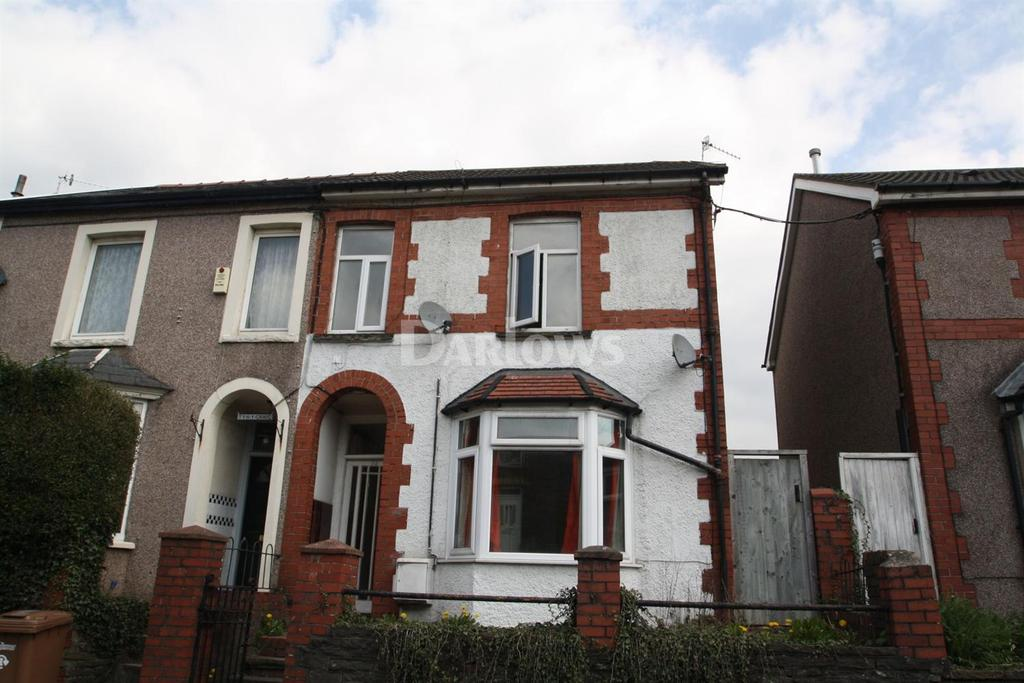 1 Bedroom Flat for sale in Mill Road, Caerphilly