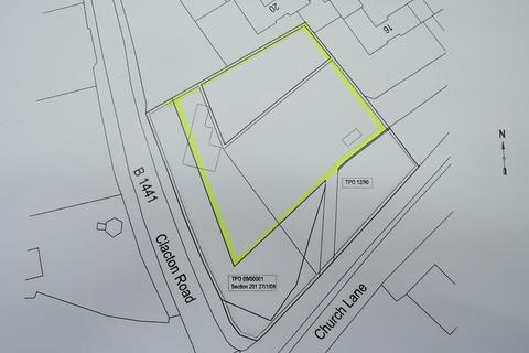 Plot for sale - Church Lane/Clacton Road, Weeley, Clacton-on-Sea