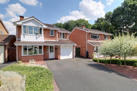 4 bedroom detached house for sale - Heron Close, Telford