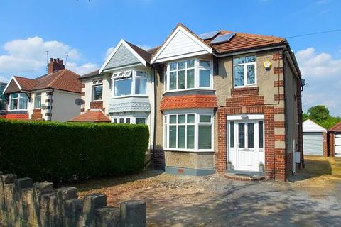 4 bedroom semi-detached house for sale - Greenhill Avenue, Greenhill, Sheffield, S8 7TJ