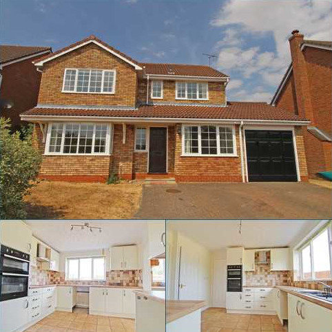 4 bedroom detached house to rent - Taylors Field, Dullingham