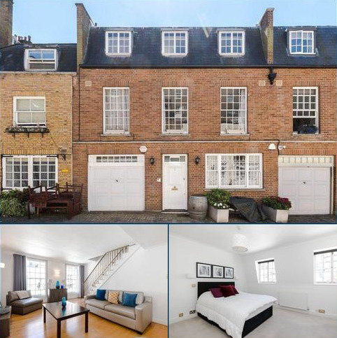 3 bedroom house for sale - Frederick Close, Hyde Park, London, W2