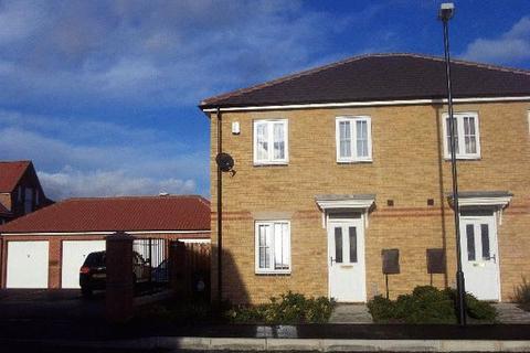 3 bedroom terraced house to rent - Lansbury Court, Longbenton