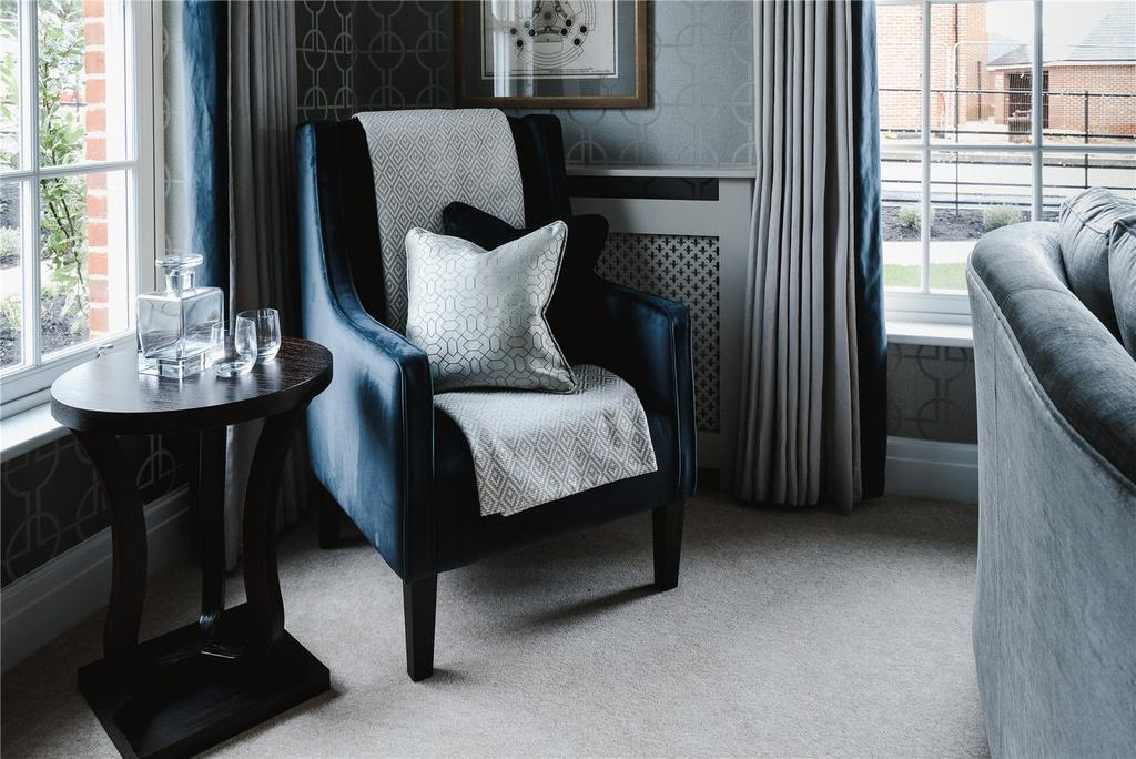 Show Home Chair