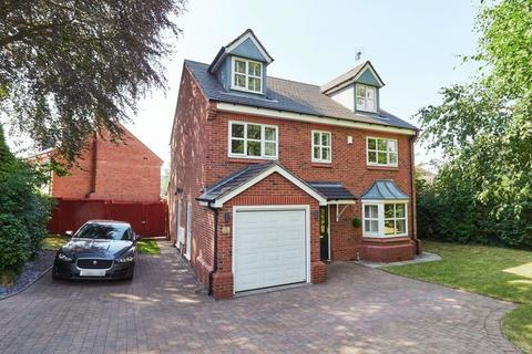 5 bedroom detached house for sale - Spring Grove, Biddulph, Staffordshire, ST8 6FB