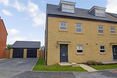 4 bedroom semi-detached house for sale - Frances Brady Way, Hull, East Yorkshire, HU9