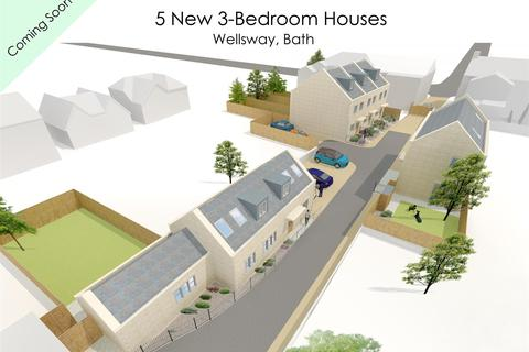 3 bedroom detached house for sale - Plot 5, Wellsway, Bath