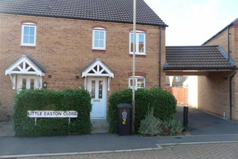 3 bedroom semi-detached house to rent - Little Easton Close, Humberstone, Leicester