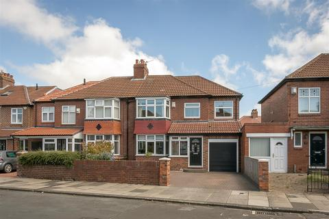 4 bedroom semi-detached house for sale - Northfield Road, Gosforth, Newcastle upon Tyne