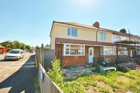 2 bedroom end of terrace house for sale - Gilda Crescent, Whitchurch, Bristol