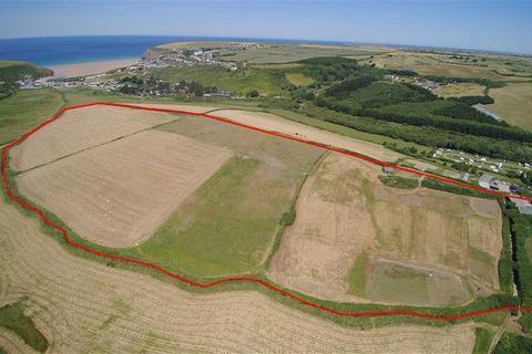 Land for sale - Mawgan Porth, Newquay, Cornwall, TR8
