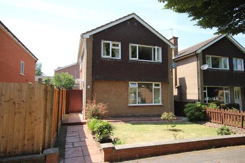 3 bedroom detached house for sale - Chelmsford Close, Mickleover, Derby