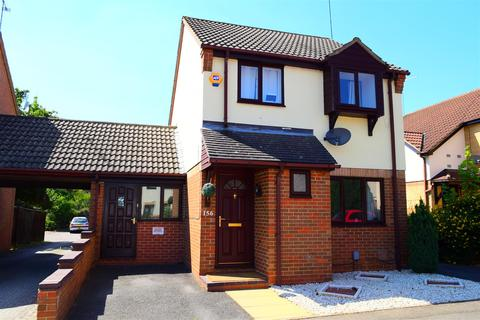 3 bedroom detached house for sale - Woodpecker Way, Northampton