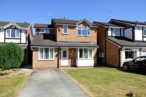 4 bedroom detached house for sale - Burnside Close, Stenson Fields