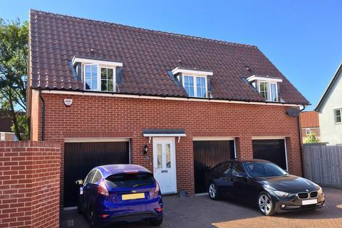 2 bedroom coach house for sale - Watsons Way, Barrow, Bury St Edmunds IP29