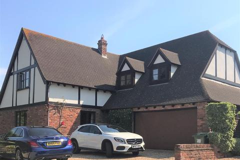 4 bedroom detached house for sale - Badger Close, Middlemoor, Exeter