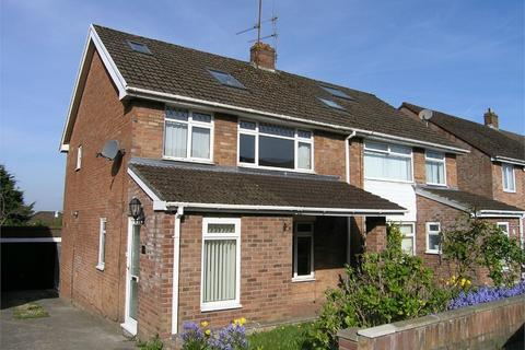 4 bedroom semi-detached house to rent - Ogwen Drive, Lakeside, Cardiff