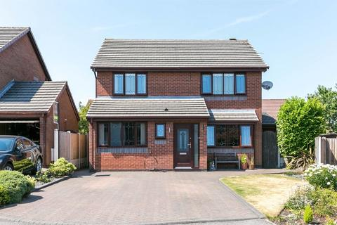 4 bedroom detached house for sale - Foxwood Close, Orrell, WN5 8TD