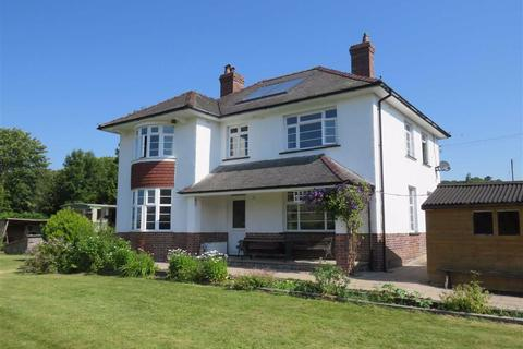 4 bedroom detached house for sale - LLanbrynmair, SY19