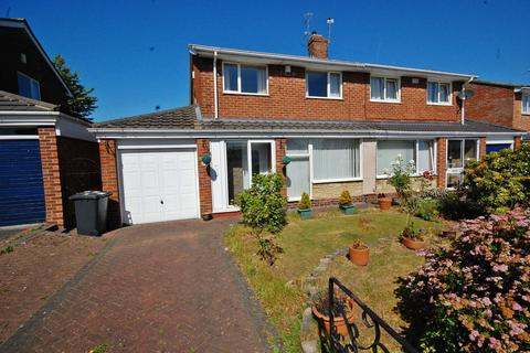 3 bedroom semi-detached house to rent - Alnwick Road, Newton Hall, Durham