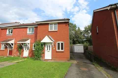 2 bedroom end of terrace house to rent - Linnet Close, Petersfield