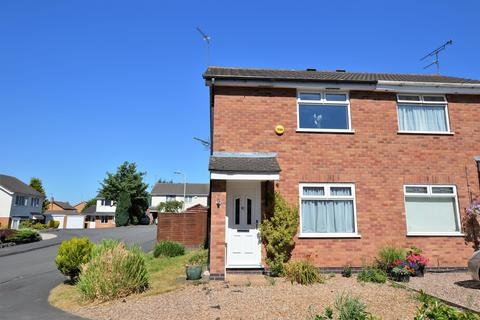 2 bedroom semi-detached house for sale - Blackthorn Road, Glenfield, Leicester, LE3 8QP