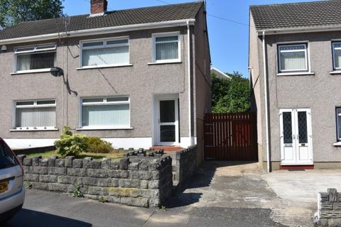 3 bedroom semi-detached house to rent - Cwmbath Road, Morriston, SA6 7AU