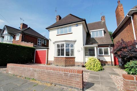 3 bedroom detached house for sale - Lyncote Road, Rowley Fields, Leicester