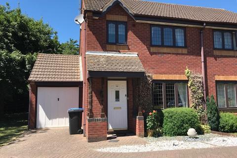 3 bedroom semi-detached house to rent - Tymecrosse Gardens, Market Harborough LE16