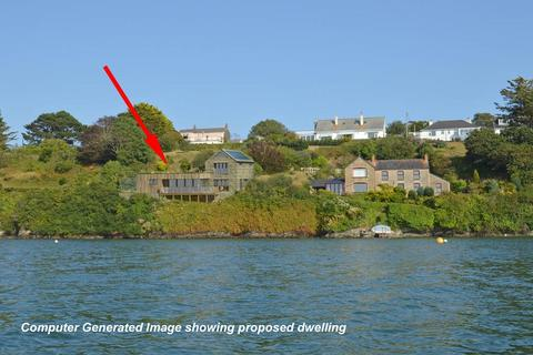 Plot for sale - Restronguet Point, Truro, Cornwall, TR3