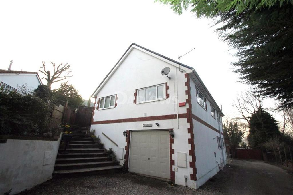 4 Bedrooms Detached House for sale in Llandraw Woods, Maesycoed