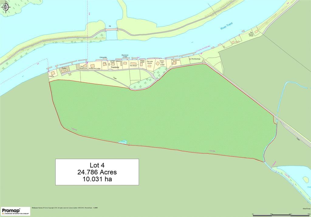 Lot 4 Map