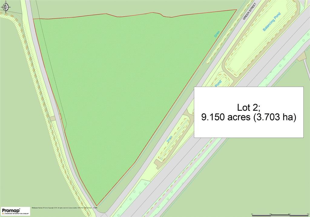 Lot 2 Map