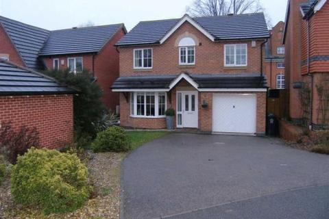 4 bedroom detached house to rent - Tatton Close, Heathley Park, Leicester, Leicestershire, LE3 9EN