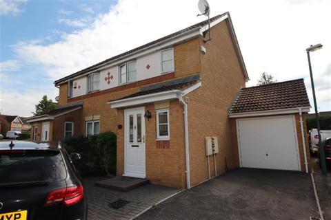 2 bedroom semi-detached house for sale - Julius Close, Emersons Green, Bristol, BS16 7HN