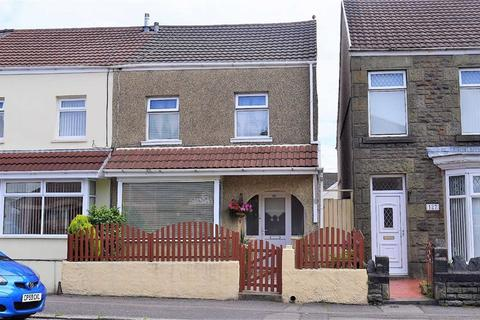2 bedroom end of terrace house for sale - Manselton Road, Swansea, SA5