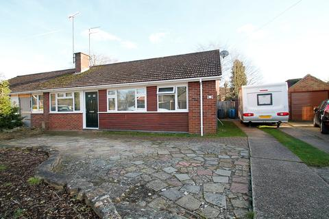3 bedroom bungalow for sale - Blackdown Avenue, Rushmere St Andrew, Ipswich, IP5