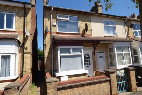 2 bedroom end of terrace house for sale - Belsize Avenue, Peterborough