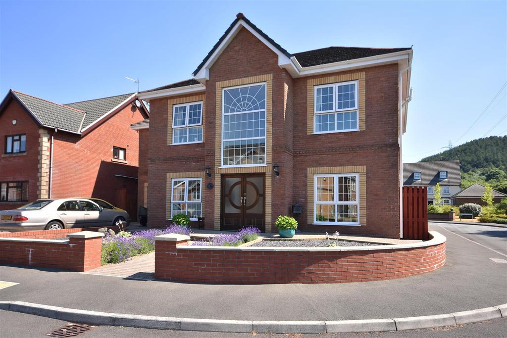 Ocean View, Jersey Marine, Neath 4 bed detached house - £400,000