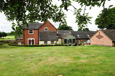 3 bedroom farm house for sale - Moor Road, Morley, Ilkeston