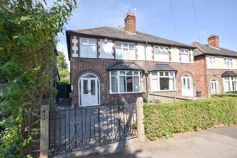 3 bedroom semi-detached house for sale - Abbey Road, West Bridgford, Nottingham