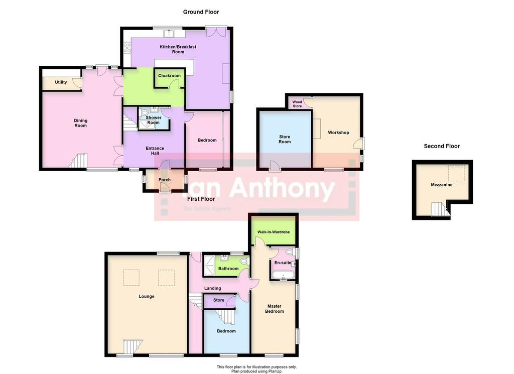 Floorplan 1 of 4: