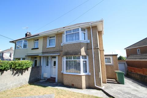 3 bedroom semi-detached house for sale - Princess Avenue, Plymouth
