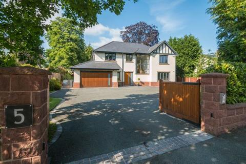 5 bedroom detached house for sale - Whitehouse Drive, Hale