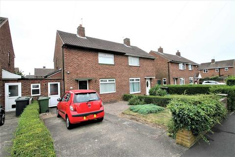 2 bedroom semi-detached house for sale - Woodburn Close, Lincoln