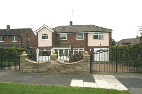 5 bedroom detached house to rent - Warburton Close, Hale Barns